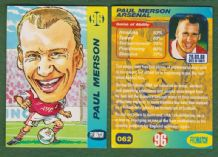 Arsenal Paul Merson 62